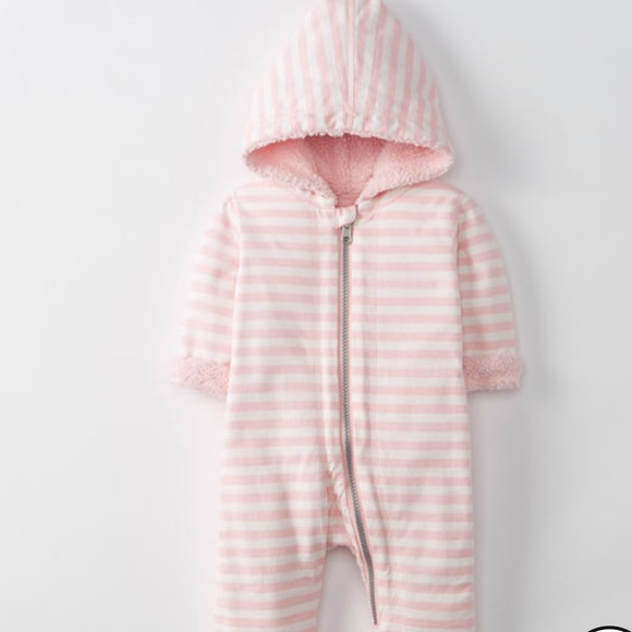 e493cc513 Hanna Andersson Jackets & Coats | Two In One Reversible Baby Bunting ...